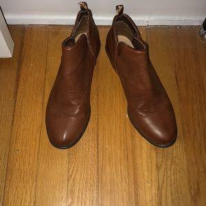 Stylish little booties